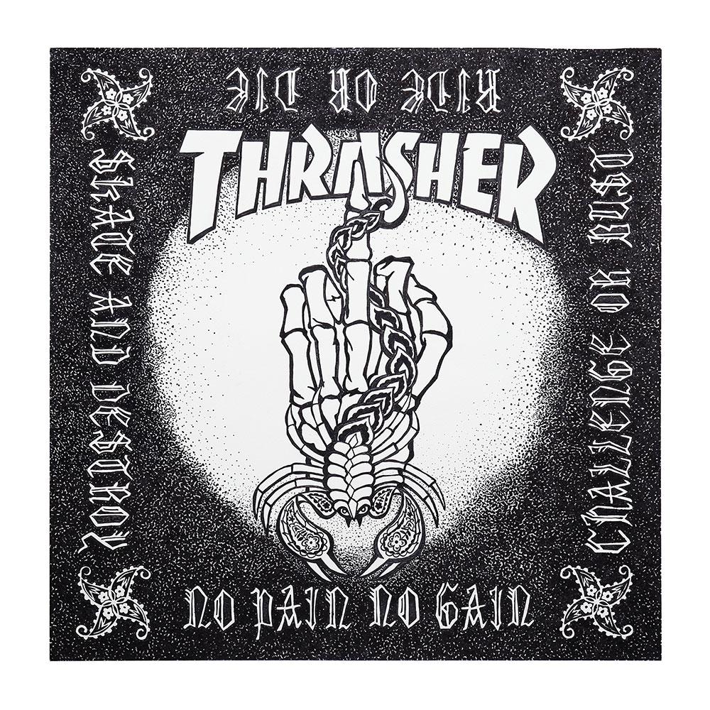 "Challenger x THRASHER ""Backbone"""