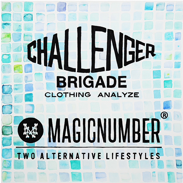 CHALLENGER x MAGICNUMBER