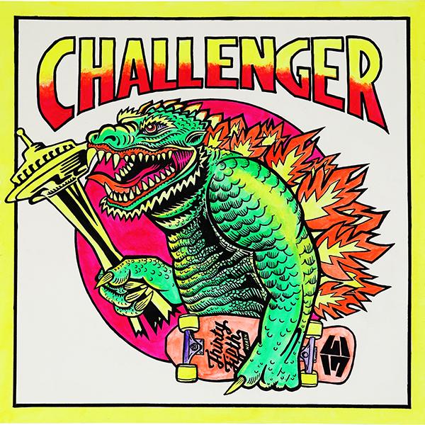 """Challenger x 35TH NORTH """"Fu Rin Ka Zan"""""""