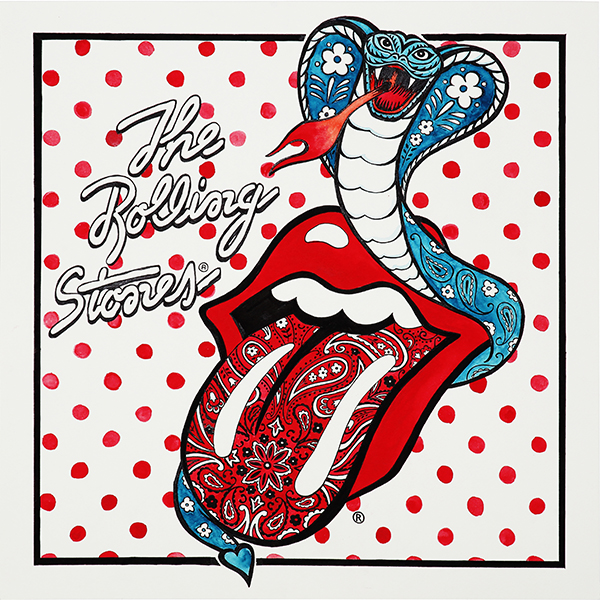 THE ROLLING STONES Official Collaboration