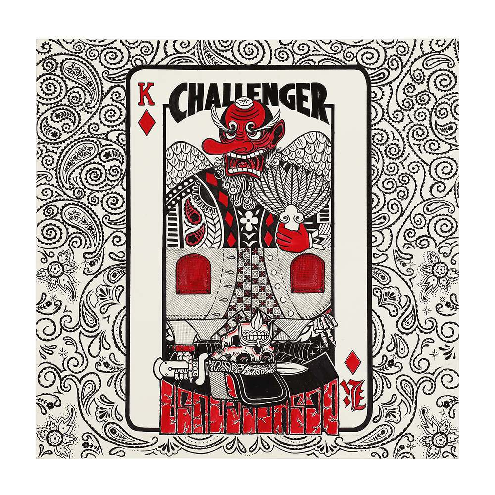 DC SHOES USA x CHALLENGER